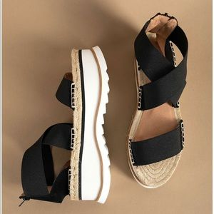 Jeffrey Campbell Merez Platform Sandal Espadrille